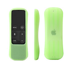 Silikon Schutzhülle Ultra Dünn Hülle für Apple TV 4 Grün