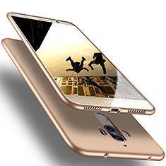 Silikon Schutzhülle Ultra Dünn Hülle für Huawei Mate 10 Pro Gold