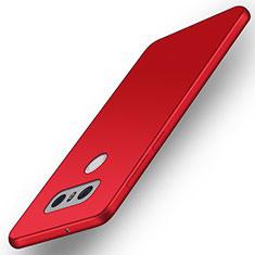 Silikon Schutzhülle Ultra Dünn Hülle für LG G6 Rot