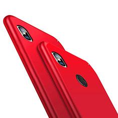 Silikon Schutzhülle Ultra Dünn Hülle für Xiaomi Mi Mix 2S Rot