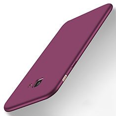 Silikon Schutzhülle Ultra Dünn Hülle Silikon für Samsung Galaxy J7 Prime Rot