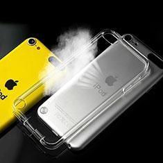 Silikon Schutzhülle Ultra Dünn Tasche Durchsichtig Transparent für Apple iPod Touch 5 Klar