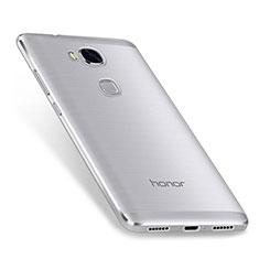 Silikon Schutzhülle Ultra Dünn Tasche Durchsichtig Transparent für Huawei GR5 Klar