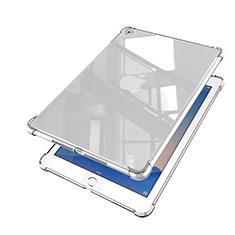 Silikon Schutzhülle Ultra Dünn Tasche Durchsichtig Transparent H01 für Apple iPad Air 2 Klar