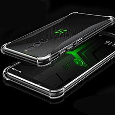 Silikon Schutzhülle Ultra Dünn Tasche Durchsichtig Transparent H01 für Xiaomi Black Shark Helo Klar