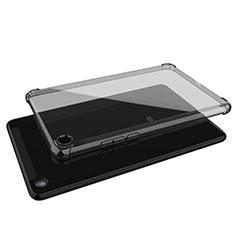 Silikon Schutzhülle Ultra Dünn Tasche Durchsichtig Transparent H01 für Xiaomi Mi Pad 4 Plus 10.1 Grau