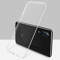 Silikon Schutzhülle Ultra Dünn Tasche Durchsichtig Transparent H02 für Xiaomi Mi 9 Klar