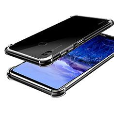 Silikon Schutzhülle Ultra Dünn Tasche Durchsichtig Transparent H03 für Huawei Honor Note 10 Klar