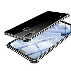 Silikon Schutzhülle Ultra Dünn Tasche Durchsichtig Transparent H03 für Huawei Nova 3 Klar