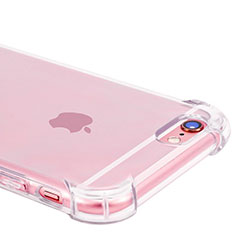 Silikon Schutzhülle Ultra Dünn Tasche Durchsichtig Transparent H11 für Apple iPhone 6 Klar
