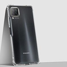 Silikon Schutzhülle Ultra Dünn Tasche Durchsichtig Transparent K01 für Huawei P40 Lite Klar
