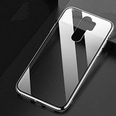 Silikon Schutzhülle Ultra Dünn Tasche Durchsichtig Transparent K01 für Xiaomi Redmi Note 8 Pro Klar