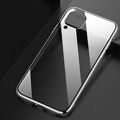 Silikon Schutzhülle Ultra Dünn Tasche Durchsichtig Transparent K02 für Huawei P40 Lite Klar