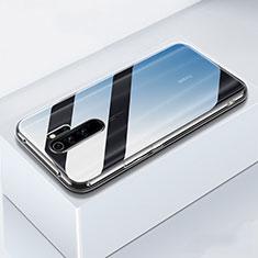Silikon Schutzhülle Ultra Dünn Tasche Durchsichtig Transparent K02 für Xiaomi Redmi Note 8 Pro Klar