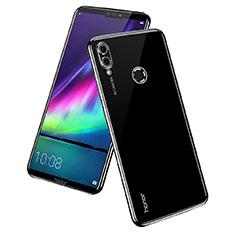Silikon Schutzhülle Ultra Dünn Tasche Durchsichtig Transparent R01 für Huawei Honor Note 10 Klar