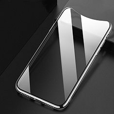 Silikon Schutzhülle Ultra Dünn Tasche Durchsichtig Transparent S01 für Oppo Find X Klar