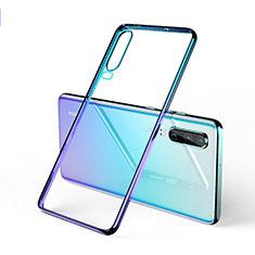 Silikon Schutzhülle Ultra Dünn Tasche Durchsichtig Transparent S02 für Huawei P30 Plusfarbig