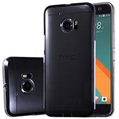Silikon Schutzhülle Ultra Dünn Tasche Durchsichtig Transparent T02 für HTC 10 One M10 Klar