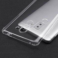 Silikon Schutzhülle Ultra Dünn Tasche Durchsichtig Transparent T02 für Huawei GR5 (2017) Klar