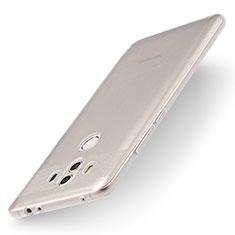 Silikon Schutzhülle Ultra Dünn Tasche Durchsichtig Transparent T02 für Huawei Mate 10 Pro Klar