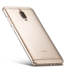 Silikon Schutzhülle Ultra Dünn Tasche Durchsichtig Transparent T02 für Huawei Mate 9 Pro Klar