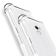 Silikon Schutzhülle Ultra Dünn Tasche Durchsichtig Transparent T02 für Xiaomi Mi Mix Evo Klar