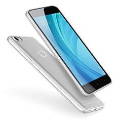 Silikon Schutzhülle Ultra Dünn Tasche Durchsichtig Transparent T02 für Xiaomi Redmi Y1 Klar