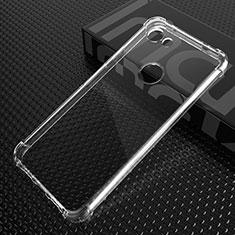 Silikon Schutzhülle Ultra Dünn Tasche Durchsichtig Transparent T03 für Google Pixel 3 XL Klar