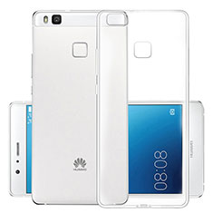 Silikon Schutzhülle Ultra Dünn Tasche Durchsichtig Transparent T03 für Huawei G9 Lite Klar