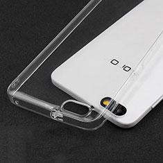 Silikon Schutzhülle Ultra Dünn Tasche Durchsichtig Transparent T03 für Huawei Honor 4X Klar