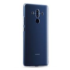 Silikon Schutzhülle Ultra Dünn Tasche Durchsichtig Transparent T03 für Huawei Mate 10 Pro Klar