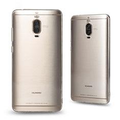 Silikon Schutzhülle Ultra Dünn Tasche Durchsichtig Transparent T03 für Huawei Mate 9 Pro Klar