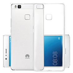 Silikon Schutzhülle Ultra Dünn Tasche Durchsichtig Transparent T03 für Huawei P9 Lite Klar
