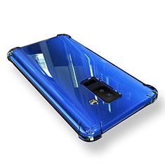 Silikon Schutzhülle Ultra Dünn Tasche Durchsichtig Transparent T03 für Samsung Galaxy A6 Plus (2018) Klar