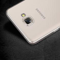 Silikon Schutzhülle Ultra Dünn Tasche Durchsichtig Transparent T03 für Samsung Galaxy A9 Pro (2016) SM-A9100 Klar