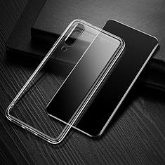 Silikon Schutzhülle Ultra Dünn Tasche Durchsichtig Transparent T03 für Xiaomi Mi A3 Klar