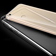 Silikon Schutzhülle Ultra Dünn Tasche Durchsichtig Transparent T03 für Xiaomi Mi Max 2 Klar