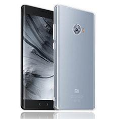Silikon Schutzhülle Ultra Dünn Tasche Durchsichtig Transparent T03 für Xiaomi Mi Note 2 Special Edition Klar