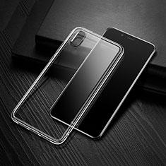 Silikon Schutzhülle Ultra Dünn Tasche Durchsichtig Transparent T03 für Xiaomi Redmi 7A Klar