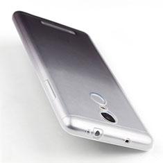 Silikon Schutzhülle Ultra Dünn Tasche Durchsichtig Transparent T03 für Xiaomi Redmi Note 3 Klar