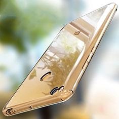 Silikon Schutzhülle Ultra Dünn Tasche Durchsichtig Transparent T04 für Xiaomi Mi Max 2 Klar