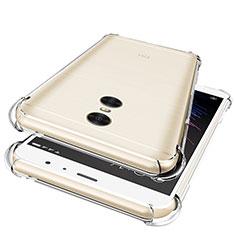 Silikon Schutzhülle Ultra Dünn Tasche Durchsichtig Transparent T04 für Xiaomi Redmi Pro Klar