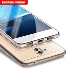 Silikon Schutzhülle Ultra Dünn Tasche Durchsichtig Transparent T05 für Huawei Honor 6X Klar