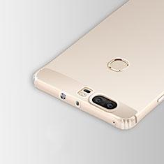 Silikon Schutzhülle Ultra Dünn Tasche Durchsichtig Transparent T05 für Huawei Honor V8 Klar
