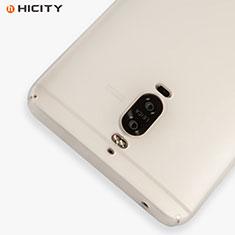 Silikon Schutzhülle Ultra Dünn Tasche Durchsichtig Transparent T05 für Huawei Mate 9 Pro Klar