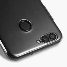 Silikon Schutzhülle Ultra Dünn Tasche Durchsichtig Transparent T05 für Huawei Nova 2 Klar
