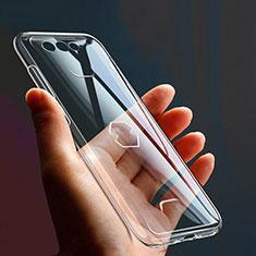Silikon Schutzhülle Ultra Dünn Tasche Durchsichtig Transparent T05 für Xiaomi Black Shark Klar