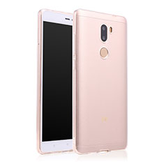 Silikon Schutzhülle Ultra Dünn Tasche Durchsichtig Transparent T05 für Xiaomi Mi 5S Plus Klar