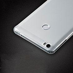 Silikon Schutzhülle Ultra Dünn Tasche Durchsichtig Transparent T05 für Xiaomi Mi Max Klar