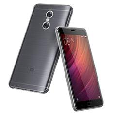 Silikon Schutzhülle Ultra Dünn Tasche Durchsichtig Transparent T05 für Xiaomi Redmi Pro Klar